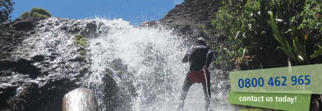 Waterfall guy